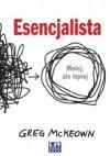 Esencjalista - Mckeown Greg