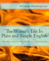 The Winter's Tale In Plain and Simple English: A Modern Translation and the Original Version - BookCaps, William Shakespeare