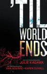 Dawn of Eden (A Blood of Eden short story prequel) - Karen Duvall, Julie Kagawa, Ann Aguirre