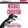 Jurassic Park - Michael Crichton, Scott Brick