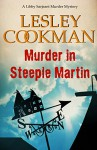 Murder in Steeple Martin (Libby Sarjeant Murder Mystery) - Lesley Cookman