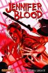 Jennifer Blood Volume 5 - Mike Carroll, Mike Mayhew, Eman Casallos, Kewbar Baal