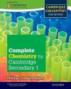 Complete Chemistry for Cambridge Secondary 1: For Cambridge Checkpoint and Beyond. Student Book - Philippa Gardom Hulme