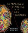 Practice of Statistics in the Life Sciences w/CD & Practice of Statistics in the Life Sciences eBook - Brigitte Baldi