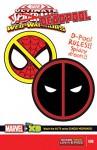 Marvel Universe Ultimate Spider-Man: Web Warriors (2014-) #8 - Joe Caramagna, Joe Caramagna