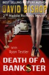 Death of a Bankster: A Maddie Richards Mystery (Volume 2) - David Bishop, Paradox Book Cover Designs
