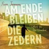Am Ende bleiben die Zedern: 8 CDs - Pierre Jarawan, Timo Weisschnur, Walter Kreye