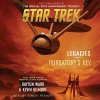 Purgatory's Key: Star Trek: Legacies, Book 3 - Simon & Schuster Audio, Dayton Ward, Kevin Dilmore, Robert Petkoff