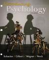 Loose-leaf Version for Introducing Psychology 3e & LaunchPad for Schacter's Introducing Psychology 3e (Six Month Access) - Daniel L. Schacter, Daniel M. Wegner, Daniel T. Gilbert, Matthew K. Nock