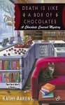 [(Death Is Like a Box of Chocolates)] [By (author) Kathy Aarons] published on (September, 2014) - Kathy Aarons