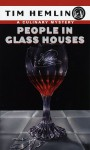 People in Glass Houses (Culinary Mysteries (Paperback)) - Tim Hemlin