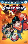 Super Sons (2017-) #1 - Chris Burnham, Dennis Culver, Peter Tomasi, Alejandro Sanchez, Jorge Jimenez