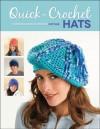 Quick-Crochet Hats: Complete Instructions for 8 Styles - Margaret Hubert