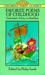 Favorite Poems of Childhood - Philip Smith, Eugene Field, Christina Rossetti