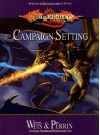 Dragonlance Campaign Setting (Dungeon & Dragons Roleplaying Game: Campaigns) - Margaret Weis, Don Perrin, Jamie Chambers