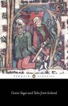 Comic Sagas and Tales from Iceland - Anonymous, Robert Kellogg, Viðar Hreinsson