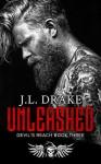 Unleashed (Devil's Reach #3) by J.L. Drake - J.L.Drake