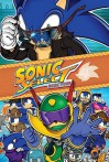 Sonic Select Book 4: Zone Wars - Sonic Scribes, Patrick Spaziante, Sonic Scribes