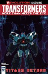 Transformers: More Than Meets the Eye (2011-) #57 - James Roberts, Priscilla Tramontano