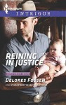 Reining in Justice (Sweetwater Ranch) - Delores Fossen