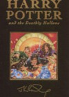 Harry Potter and the Deathly Hallows - Ann Saunders, J.K. Rowling