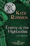 Enemy of the Highlander - Kate Robbins