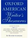 The Oxford American Writer's Thesaurus - Christine A. Lindberg, Erin McKean
