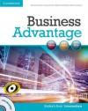 Business Advantage Intermediate Student's Book with DVD - Almut Koester, Angela Pitt, Michael Handford, Martin Lisboa