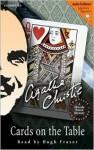Cards on the Table (Audio) - Hugh Fraser, Agatha Christie