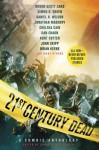 21st Century Dead: A Zombie Anthology - Christopher Golden, Amber Benson, Brian Keene, Caitlin Kittredge