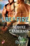 Line of Fire - Simone Anderson