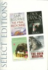 Reader's Digest Select Editions 2008 - The Final Reckoning, Silks, Lost & Found, The Odin Mission - Sam Bourne, Dick Francis, Felix Francis, Jacqueline Sheehan, James Holland