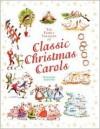 The Family Treasury of Classic Christmas Carols - Sarah Gibb