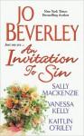 An Invitation to Sin - Jo Beverley, Kaitlin O'Riley, Vanessa Kelly, Sally MacKenzie