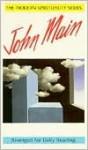 The Modern Spirituality Series John Main - John Main, Clare Hallward