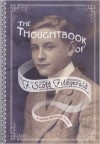 The Thoughtbook of F. Scott Fitzgerald: A Secret Boyhood Diary - F. Scott Fitzgerald, Dave Page
