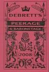 Peerage & Baronetage 2008 - Debrett's Peerage Ltd, Lydia Collins, Charles Kidd, Christine Shaw