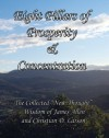 """Eight Pillars of Prosperity & Concentration: The Collected """"New Thought"""" Wisdom of James Allen and Christian D. Larson [Annotated] - Christian Larson, James Allen"""