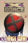 Counter X: X-Force: Rage War - Ian Edginton, Warren Ellis, Jorge Lucas, Whilce Portacio