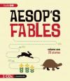 Aesop's Fables, Volume One: Twenty Ancient Stories - Aesop, Richard Briers, Brenda Blethyn, Lindsay Duncan, Jonathan Pyrce, Alison Steadman