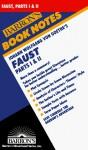 Johann Wolfgang Von Goethe's Faust, Parts I and II - Tessa Krailing, Barron's Educational Series