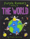 Purple Ronnie's History Of World (Purple Ronnies) - Giles Andreae