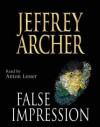 False Impression (Audio) - Jeffrey Archer