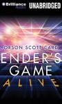 Ender's Game Alive: The Full-Cast Audioplay - Orson Scott Card, Stefan Rudnicki, Theodore Bikel, Kirby Heyborne