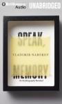 Speak, Memory: An Autobiography Revisited - Vladimir Nabokov, Stefan Rudnicki