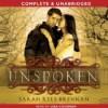 Unspoken - Sarah Rees Brennan, Lisa Coleman