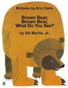 Brown Bear, Brown Bear, What Do You See? (Storytime Giants) - Bill Martin Jr., Eric Carle