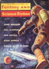 The Magazine of Fantasy and Science Fiction, June 1962 - Avram Davidson, Kris Neville, Will Stanton, Frederick Bland, Isaac Asimov, John Brunner