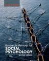 Research Methods for Social Psychology - Dana S. Dunn