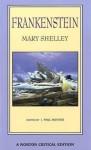 Frankenstein - Mary Shelley, J. Paul Hunter